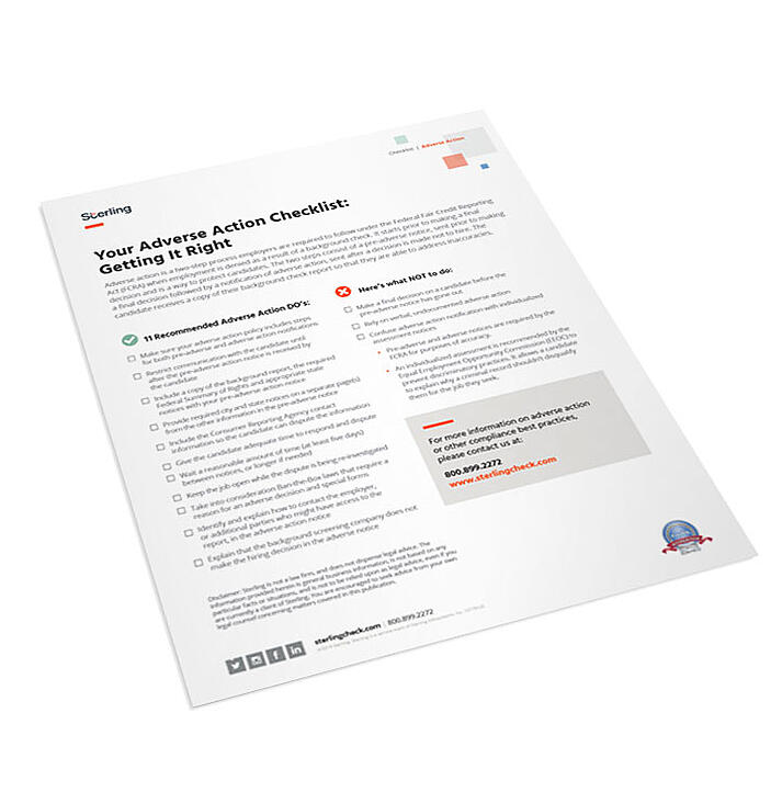 11258-ST-US-LP-Adverse-Action-Checklist
