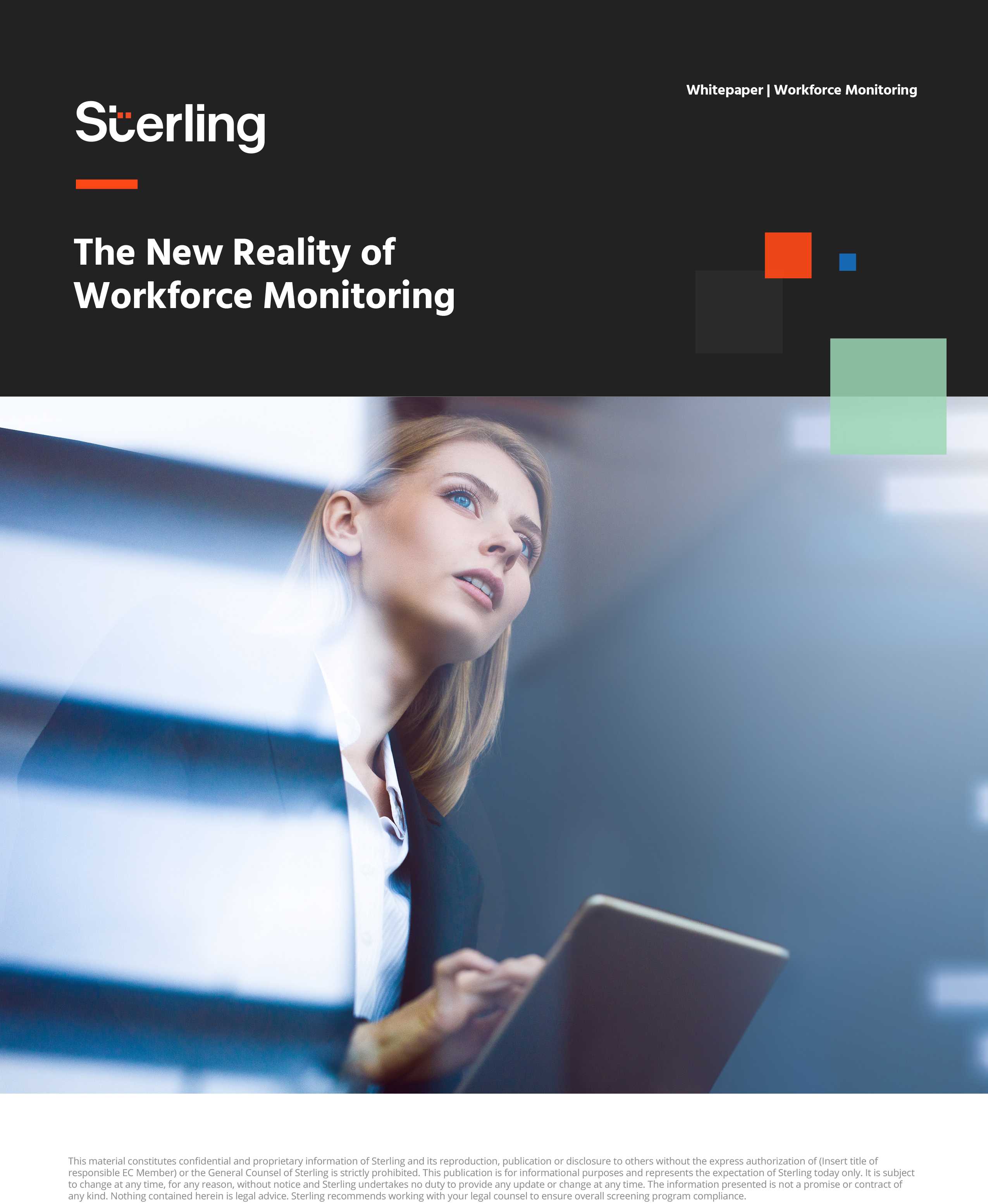 Sterling Healthcare-The New Realities of Workforce Monitoring-1